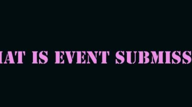 Event Submission
